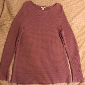 NWT Croft and Barrow women's size L  sweater